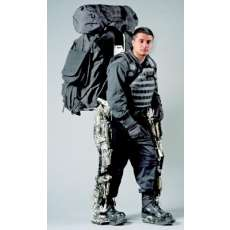 Berkeley Lower Extremity Exoskeleton: Giving Soldiers a Boost
