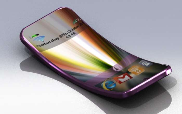 Malleable Mobile Phones