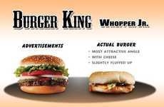 Fast Food Ad Fails