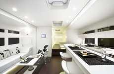 Benz-Branded Mobile Homes
