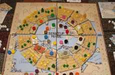 Silicon Valley Board Games