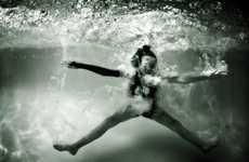 Submerged Splash Photography
