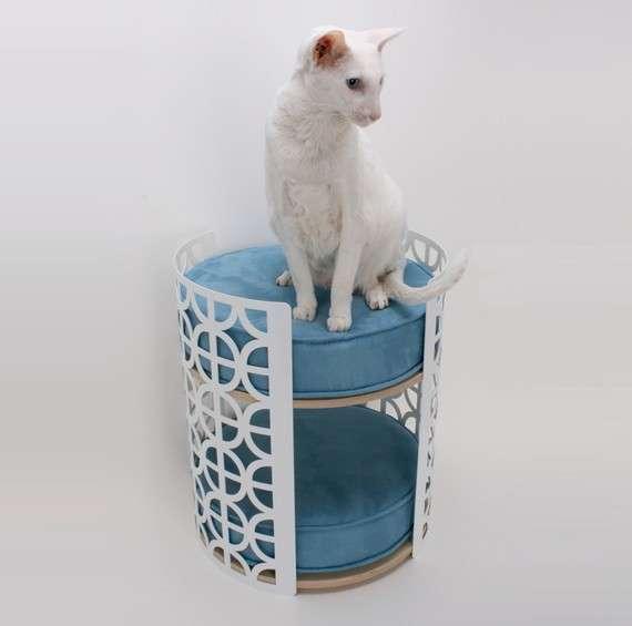 Stylish Feline Beds