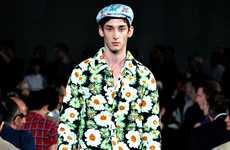 Funky Floral Menswear