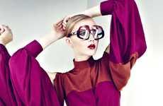 Vivid Eyewear Editorials