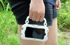 Smartphone-Only Satchels
