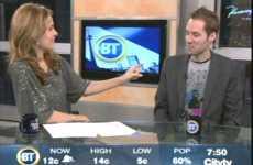 Breakfast Television (CityTV): Jeremy Gutsche on the 2008 Trend Report