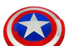Simulated Superhero Shields