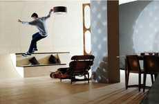 Skate Park Living Rooms