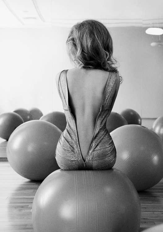 Glamorous Fitness Photography