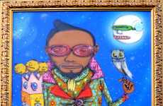 Pop Superstar Paintings