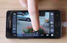 Camera-Controlling Apps
