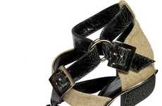 Prophetic Print Footwear