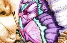 Numerical Insect Illustrations