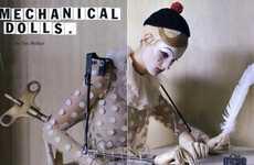 Wound-Up Figurine Fashion