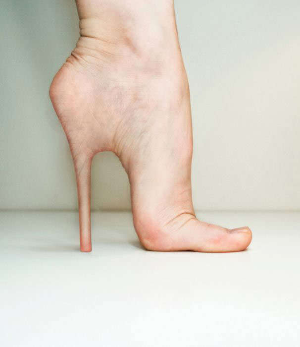 Shocking Stiletto Implants