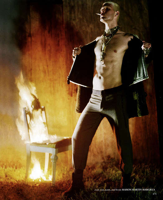 Fiery Gothic Photography
