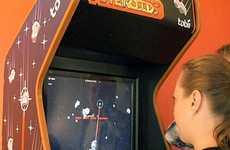 Eye-Controlled Arcade Games