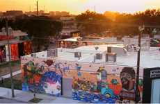 Graffiti-Infused Neighborhoods