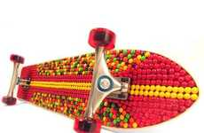 100 Sensational Skateboards