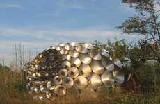 Giant Disco Ball Structures