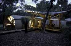 Luxury Camping Pods