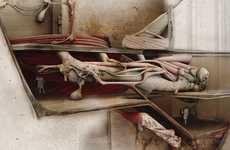 Mangled Anatomical Architecture
