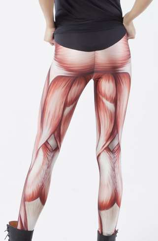 Anatomic Tights