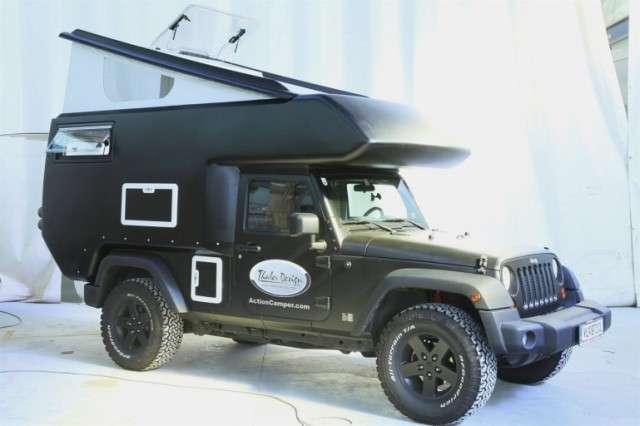 Habitable Off-Road Vehicles