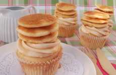 Flapjack Stacked Cakes