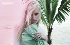 Ethereal Pastel Portraits