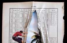 Brilliant Book Collages