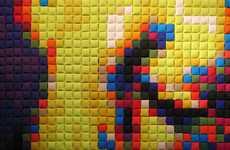 Inmate Mosaic Masterpieces