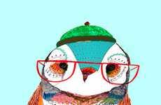 Hip Owl Portraiture
