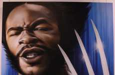 Hip Hop Hero Portraits