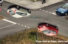 Drug-Addled Driving Ads