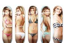 Supermodel Skateboard Blogs