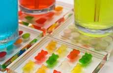 Captive Candy Coasters