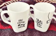 DIY Customized Mugs