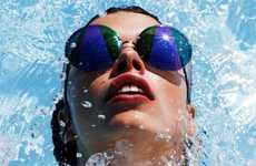 Scintillating Aquamarine Snapshots
