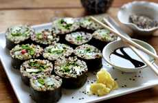 Revamped Japanese Dishes