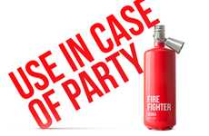 Extinguished Alcohol Branding