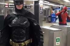 Superhero Street Face-Offs