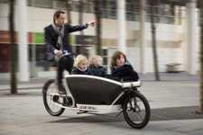 Electrified Dutch Cargo Bikes