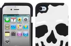 Sinister Smartphone Shells