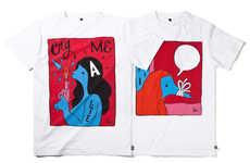 Picasso-Inspired Menswear