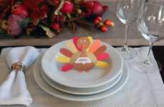DIY Turkey Ornaments