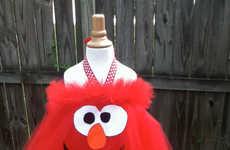 Puppet-Inspired Tutus