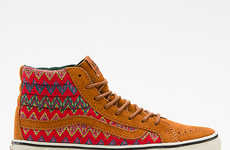 Aztec Moccasin Hybrid Shoes