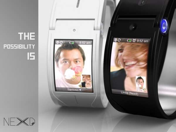 Compact Computing Timepieces